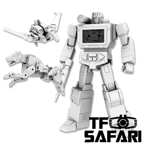 【Pre-Order】FansToys  FT-02 FT02 Acoustic Wave ( Soundwave ) Fans Toys
