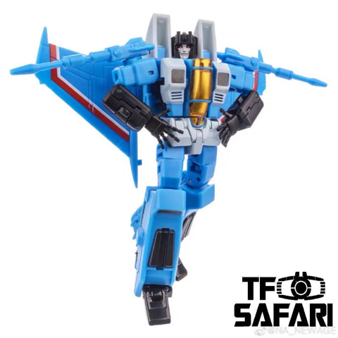 【Incoming】NA NewAge H14 H-14 Leviathan ( Thundercracker ) New Age 9cm / 3.5""