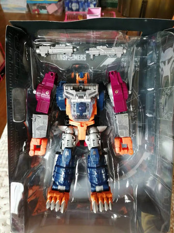 Transformers Power of the Primes POTP Optimal Optimus