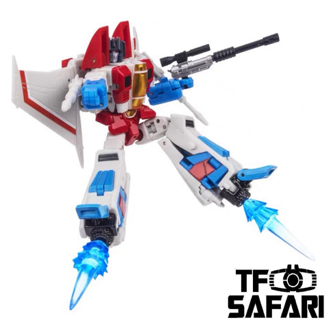 NA NewAge H13 H-13 Lucifer (Starscream) New Age 9cm / 3.5""