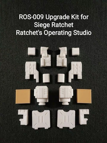 Ratchet Studio ROS-009 Gap Filler for Siege Ratchet Upgrade Kit