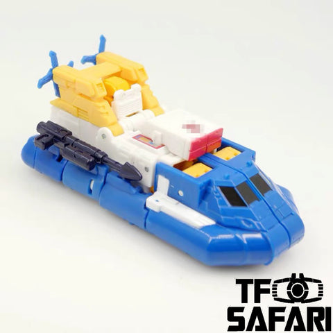 Dr.Wu DW-P43 DW-P44 Comber & Fishing Gun (Weapons for POTP Seaspray & Beachcomber) Upgrade Kit