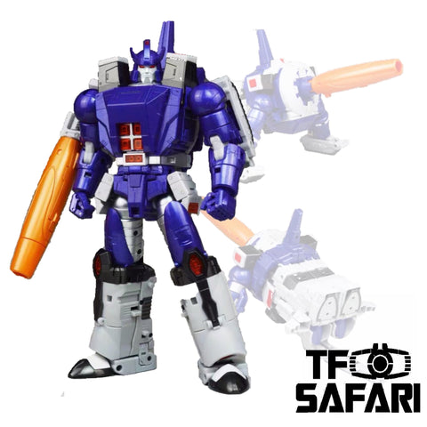 FansToys FT-16M FT16M Sovereign (Galvatron, MP Size) Metallic Version 25cm /10""