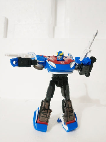 Ratchet Studio ROS-010 Upgrade Kit for Siege Barricade / Prowl / Smokescreen / Bluestreak (Hip Extensions / Propellers )
