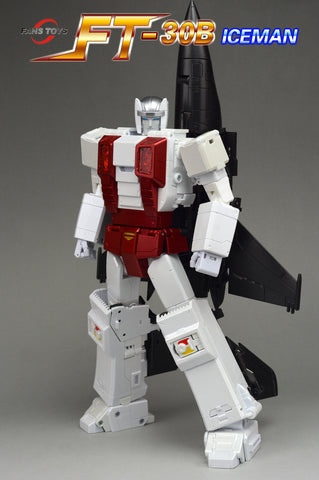 【Pre-Order】FansToys FT-30B FT30B Iceman (Air Raid of Superion Ethereaon, Aerialbots) Fans Toys 22cm / 8.7""