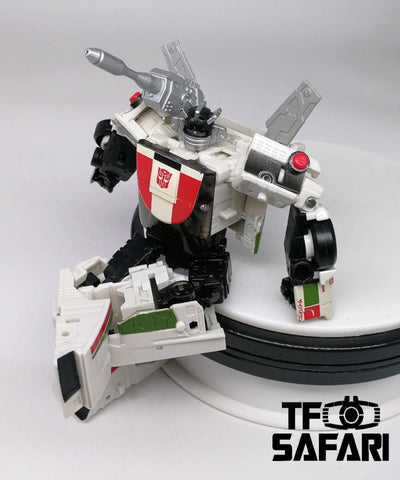 【Incoming】Go Better Studio GX-08 Uptrade Kit for WFC Earthrise Wheeljack ( Upgrade Kit+ Gap Fillers)