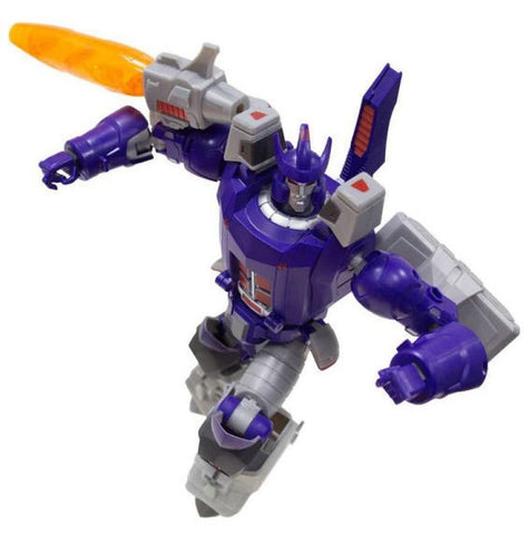 Open and Play Big Cannon ( Galvatron ) Open Play (No Box) 24cm / 9.5""