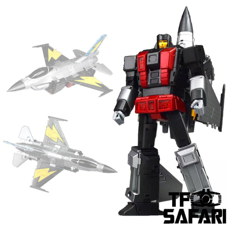 FansToys FT-30C FT30C Goose (Skydive of Superion Ethereaon, Aerialbots) Fans Toys 22cm / 8.7""
