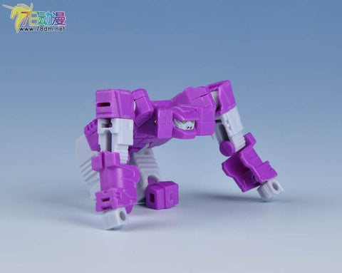 Keith's Fantasy Club KFC Toys CST-03/CST-04 B-Box & Birdbomber (Squawktalk / Beastbox, G1 Original Color) Cassettes