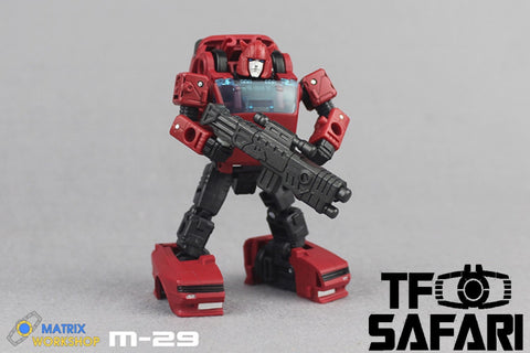 【Pre-Order】Matrix Workshop M29 M-29 for WFC Earthrise Cliffjumper Weapon Set Upgrade Kit