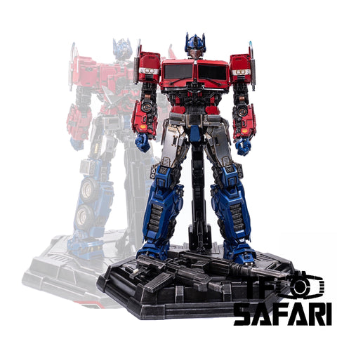 【Pre-Order】Deluxe Ver. ToyWorld TW TW-F09 TWF09 Freedom Leader Optimus Prime OP Bumblebee Movie 30cm / 12""