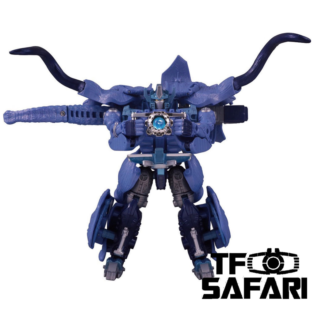 Takara Tomy Transformers Legends LGEX Blue Big Convoy Exclusive