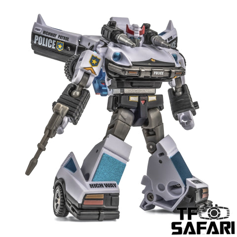 NA NewAge H3EX Harry (Prowl) New Age Toy Color Version (Limited) 8cm / 3""