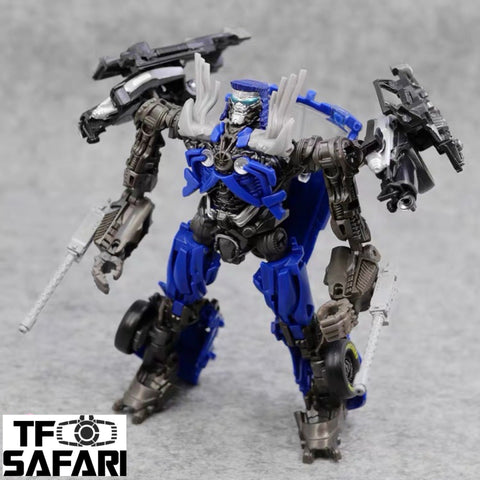 Tim Heada TH021 Guns for Studio Series SS68 Leadfoot SS63 Topspin Upgrade Kit