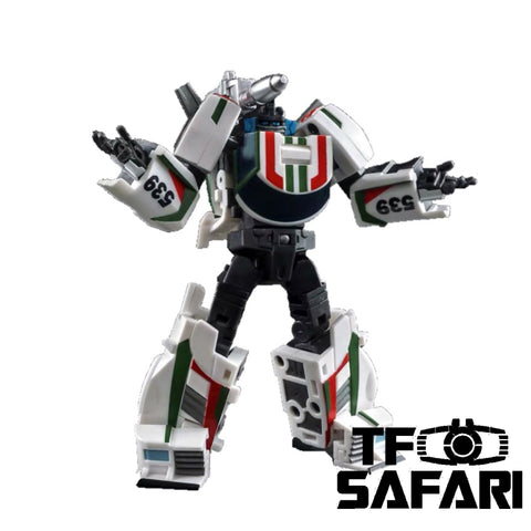 "[In coming] Iron Factory IF EX-39 EX39 Hexwrench ( Wheeljack) 9cm / 3.54"" IronFactory"