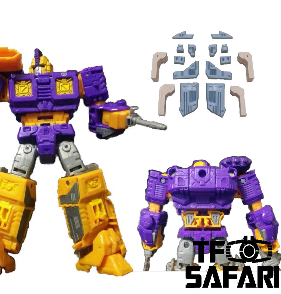 Ratchet Studio ROS-008 Gap Fillers for WFC Siege Impactor Upgrade Kit