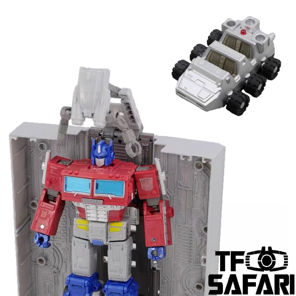 ZXB-01A Roller for WFC Earthrise Optimus Prime Upgrade Kit