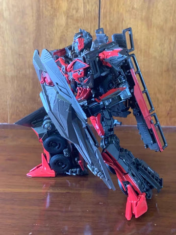 115 Workshop YYW-09 YYW09 Upgrade Kit for Studio Series SS61 Sentinel Prime Upgrade Kit