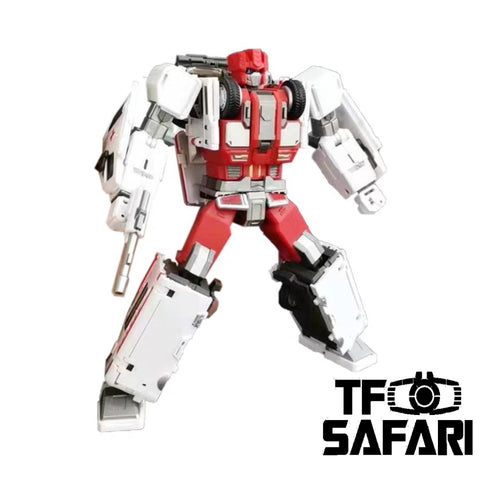 Generation Toy  GT GT-08C GT08C Bulance ( First Aid, Defensor, Guardian Robot ) 17cm / 6.7""