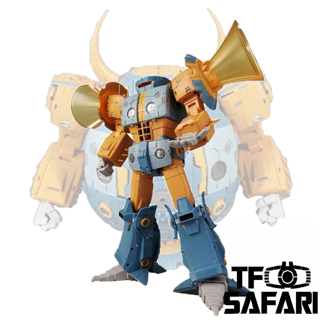 【Stock fkr Pre-Order Customer Only】01 Studio Cell Unicron aka Zeta Toys ZT ZV-02 Core Star ( Unicron / Lord of Chaos) 45cm / 18""