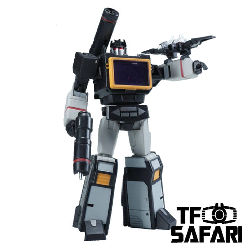 Magic Square MS-Toys MS-B27B MSB27B Sound Wall (Soundblaster Legends Class) 11cm / 4.3""