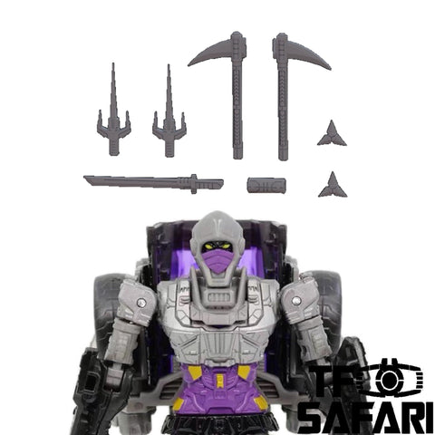 【Pre-Order】Matrix Workshop M22 M-22 WFC Siege Deluxe Nightbird Weapon Set Upgrade Kit