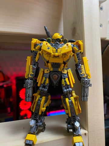 【Yellow Ver.】Toyworld TW-FS03Y TWFS03Y WWII WW2 Green Hornet (Bumblebee) TLK the Last Knight 15cm / 6""
