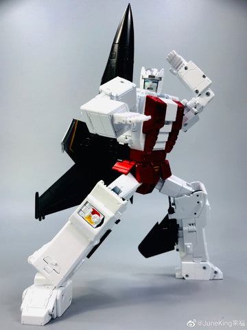 FansToys FT-30B FT30B Iceman (Air Raid of Superion Ethereaon, Aerialbots) Fans Toys 22cm / 8.7""