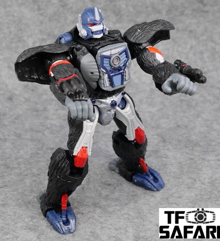 ZX Studio ZX-07 ZX07 Weapon set for WFC Kingdom Optimus Primal Upgrade Kit (Painted)