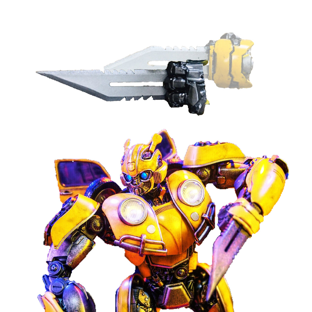 "【Pre-Order】Ingenuity IG-03 Fist Blade for 3A Threezero 8"" Deluxe Bumblebee DLX"