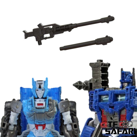 【Pre-Order】Matrix Workshop M43 M-43 for Netflix WFC Siege Chromia & Ultra Magnus Weapon Set Upgrade Kit