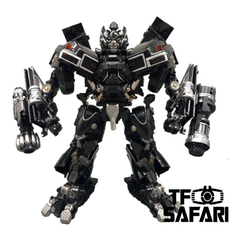 BMB Black Mamba LS09 LS-09 Weapon Expert (Oversized MPM06 Ironhide) 25cm / 10""