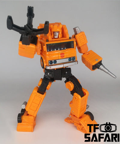【Incoming】GX-06 Uptrade Kit for WFC Earthrise Grapple ( Upgrade Kit+ Gap Fillers)