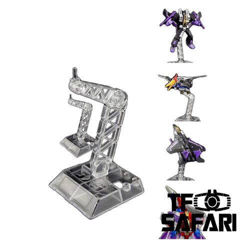 DX9 Toys Transformer Figure Base Stand