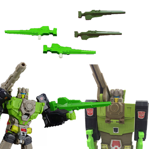 【MTO】Starscream Studio SSC10 Uprade Kit ( Weapon Set ) for Old Stubborn Upgrade Kit