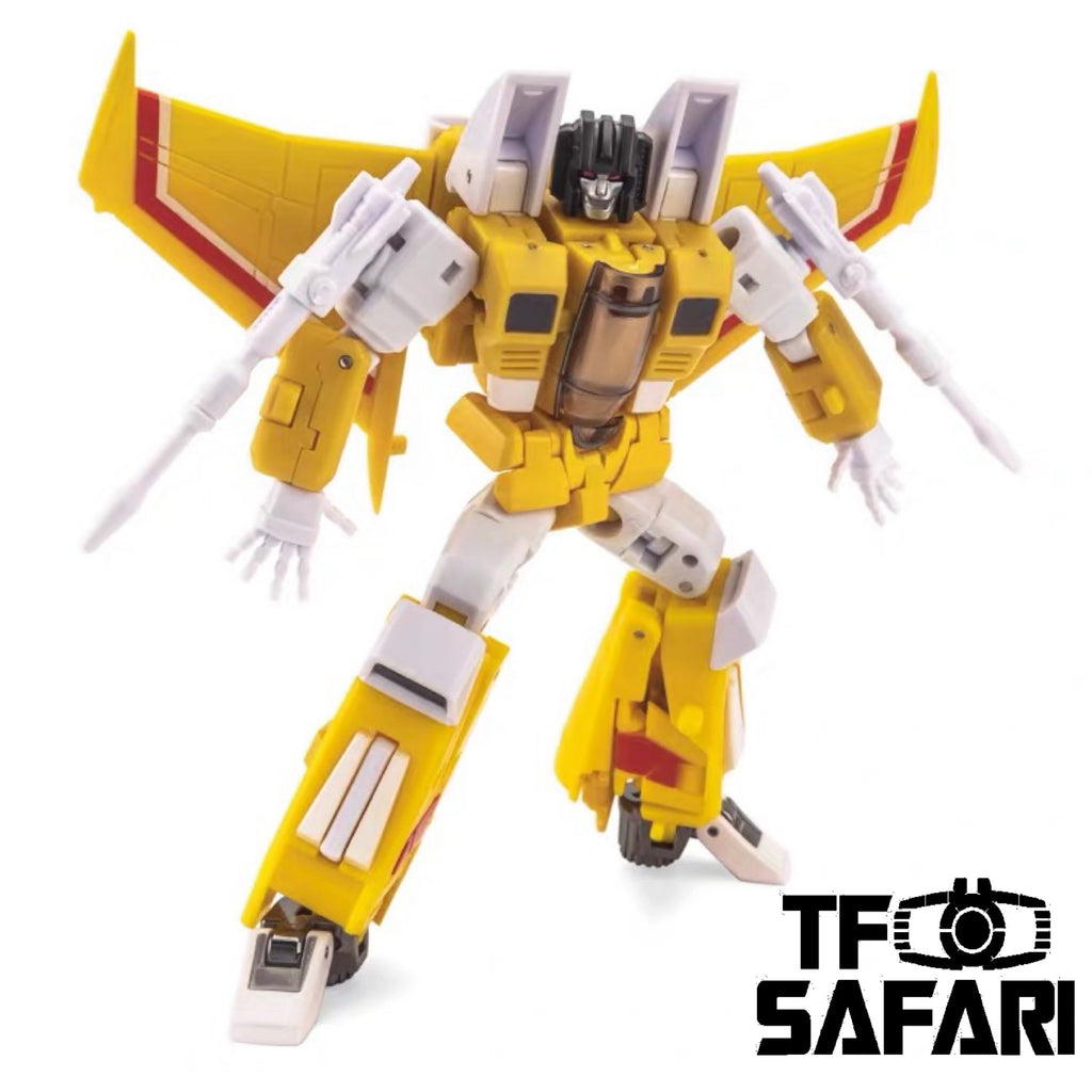 NA NewAge H14S H-14S Amy ( Sunstorm ) New Age 9cm / 3.5""