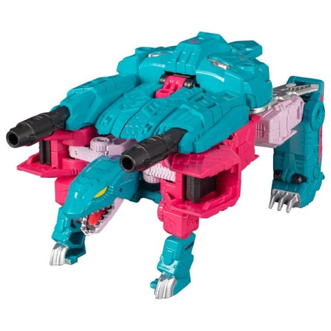 Takara Tomy Generation Selects King Poseidon Seacons Turtler Exclusive (Piranacon King Poseidon)