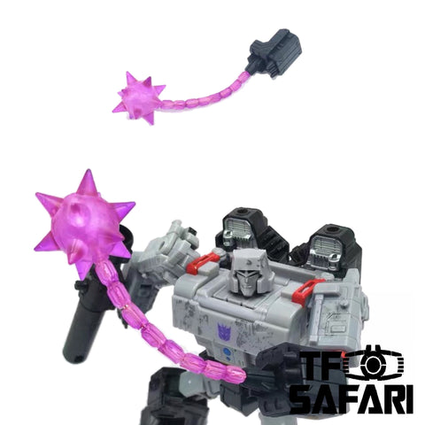 Shockwave Lab SL77 SL-77 Meteor Hammer for Siege Megatron Upgrade Kit