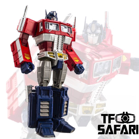 【No box,No trailer】Takara Tomy Masterpiece MP10 Optimus Prime Loose Pack (Japanese Version)