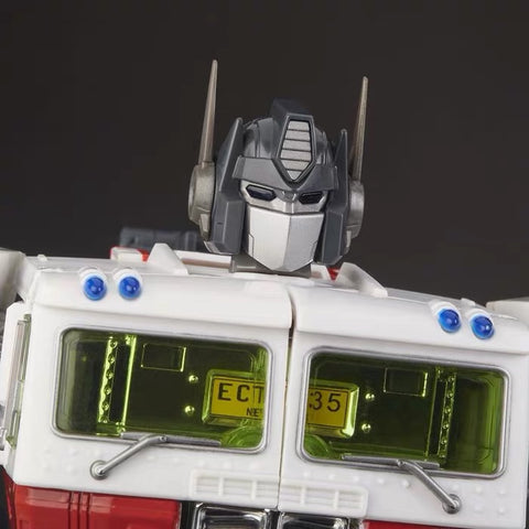 Transformers Ghostbusters MP10G MP-10G Optimus Prime Ecto-35 Ecto35 Edition - SDCC 2019 Exclusive (with Convoy) Reissue 24cm / 9.5""