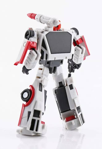 Magic Square MS-Toys MS-B08 Flame Patrol (Red Alert) 11cm / 4.5""
