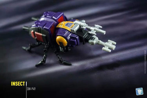 Dr.Wu DW-P49 Insect (Weapons for POTP / Titans Return Insecticons) Upgrade Kit
