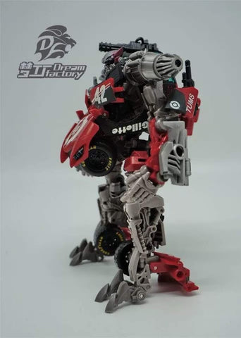 TF Dream Factory GOD-03 GOD03 Leadfoot (Oversized)15cm