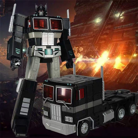 Transform Element TE-01B TE01B Masterpiece Nemesis Optimus Prime (MP Size, MP10 ) Black Version 23cm / 9""