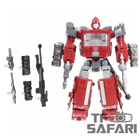 【In coming】Matrix Workshop M04 M-04 Siege Ironhide Weapon Set Upgrade Kit