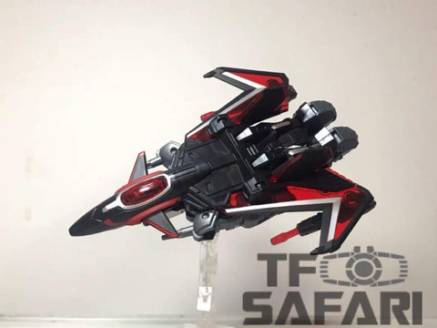 Iron Factory IF EX-15 EX15 Soul Reaper (Black Shadow) 9cm