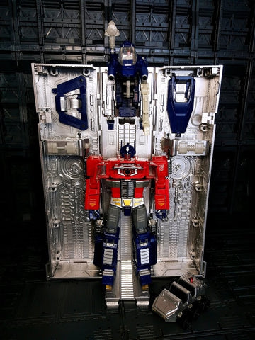 Kubianbao KBB Trailer for MP10V (Minified MP10 Optimus Prime) (No box)