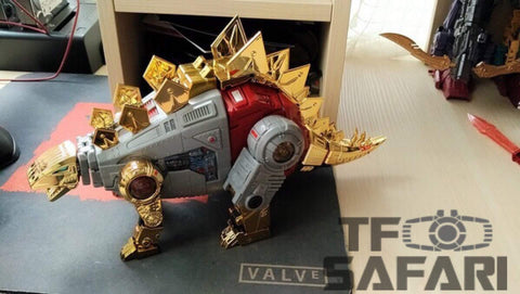 FansToys FT-06 FT06 Sever (Snarl, MP size) Reissue Version 25cm / 10""