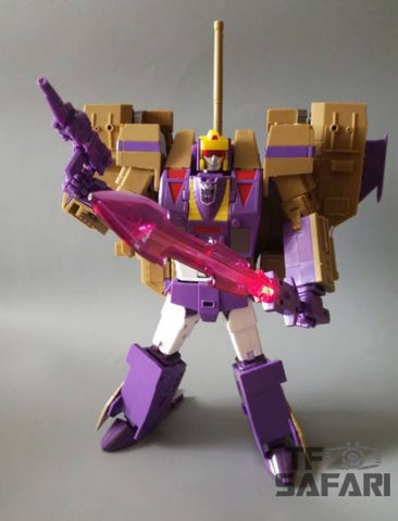 Keith's Fantasy Club KFC EAVI Metal Phase 7A Ditka (Blitzwing, MP size) 24cm