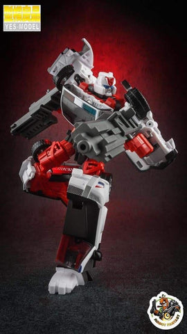 Yes Model YM13 RF-03 Rover (Oversized MTCM-04B, Streetwise) 17cm